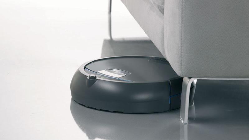 comodità robot lavapavimenti a casa