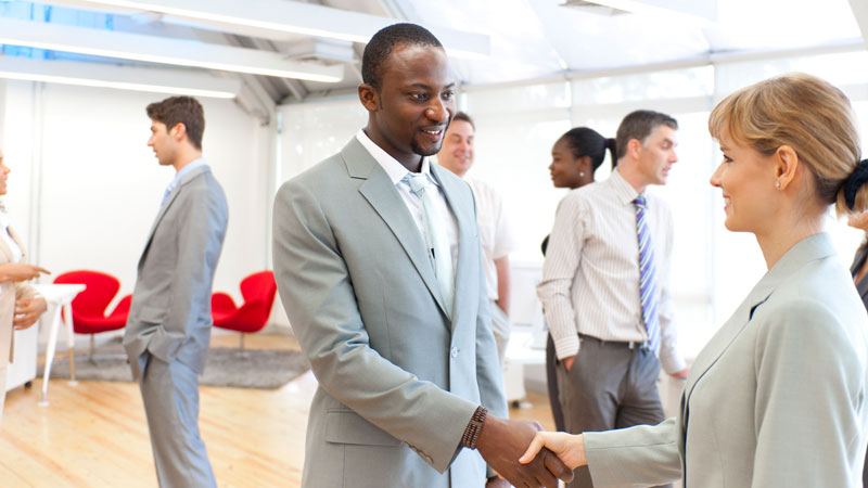 rete commericiale Business Networking
